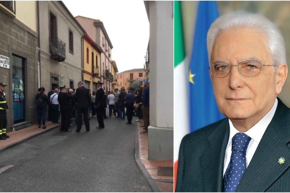 Ghilarza, tutto pronto per l'arrivo del presidente Mattarella