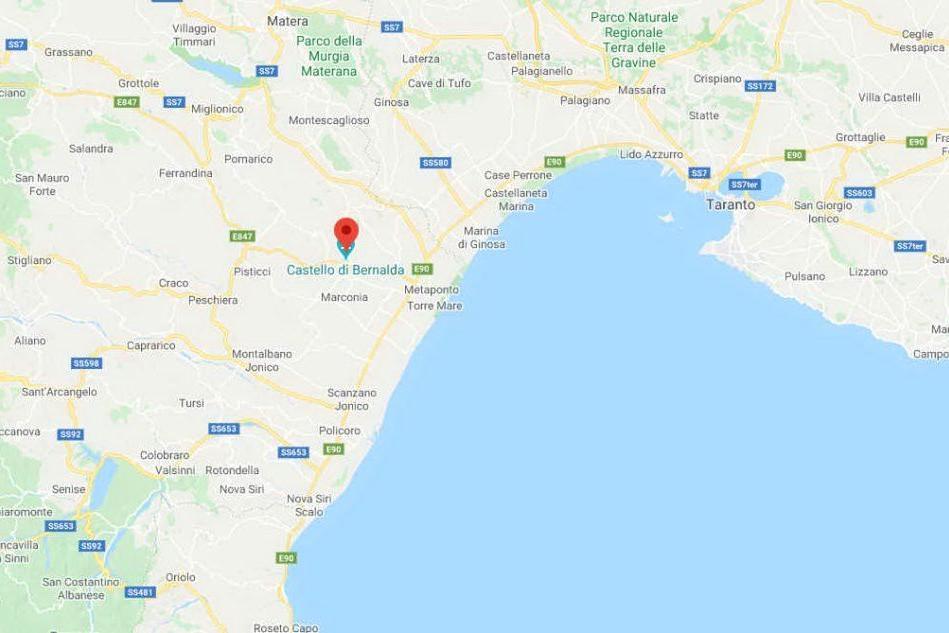 Terremoto in Basilicata, magnitudo 2.7