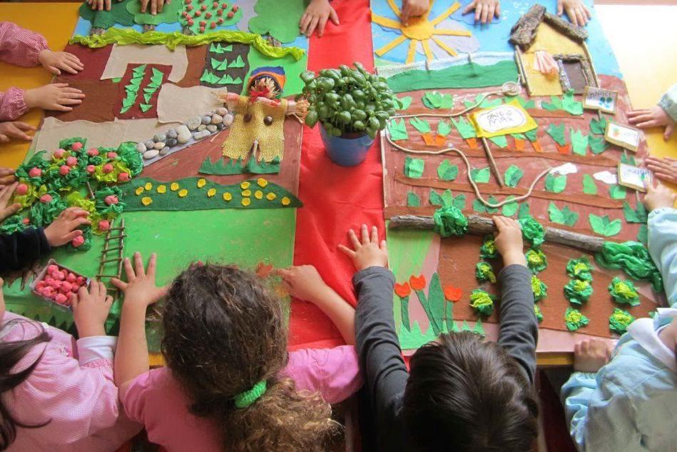 Scuole dell'infanzia, i Comuni investono poco