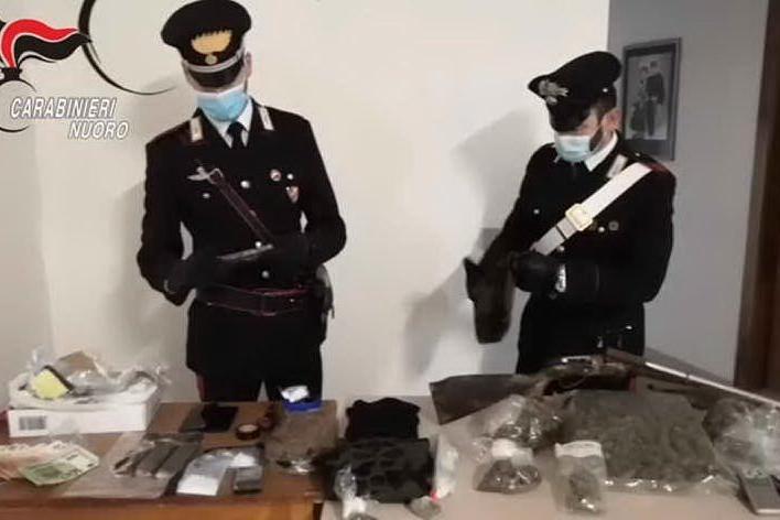 Operazione antidroga, 4 arresti a Siniscola