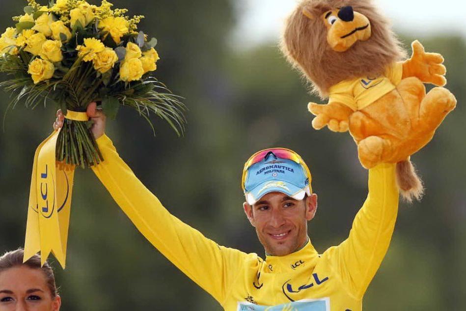 #AccaddeOggi: 27 luglio 2014, Nibali vince il Tour de France