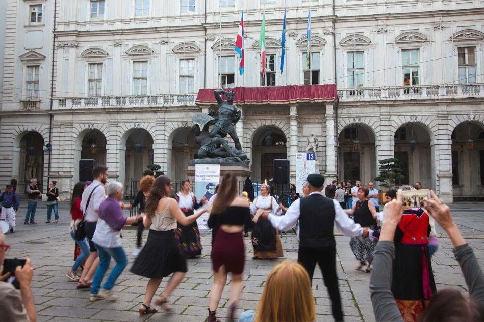 A Torino la festa della musica con gli emigrati sardi