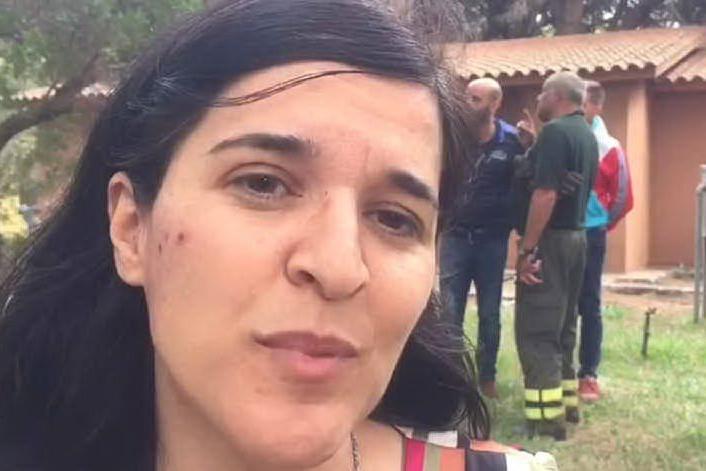 "Manuela Pintus, sindaco di Arborea: ""È stata una notte difficile"""