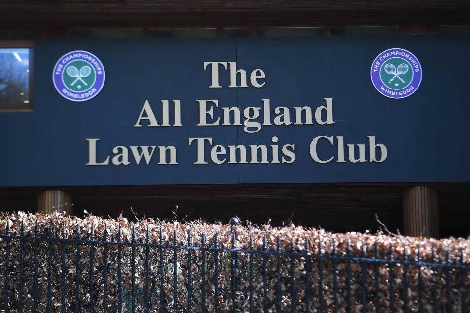 Cancellato Wimbledon, non succedeva dalla Seconda Guerra Mondiale