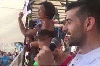 Sardegna Pride, gli interventi dal palco