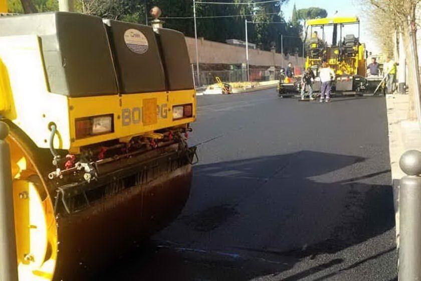 Una colata di asfalto sulle strade di Senorbì: appaltati i lavori