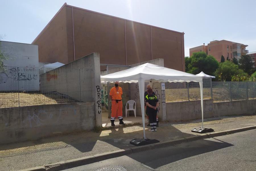 Carbonia, campagna vaccinale: open day in via Balilla