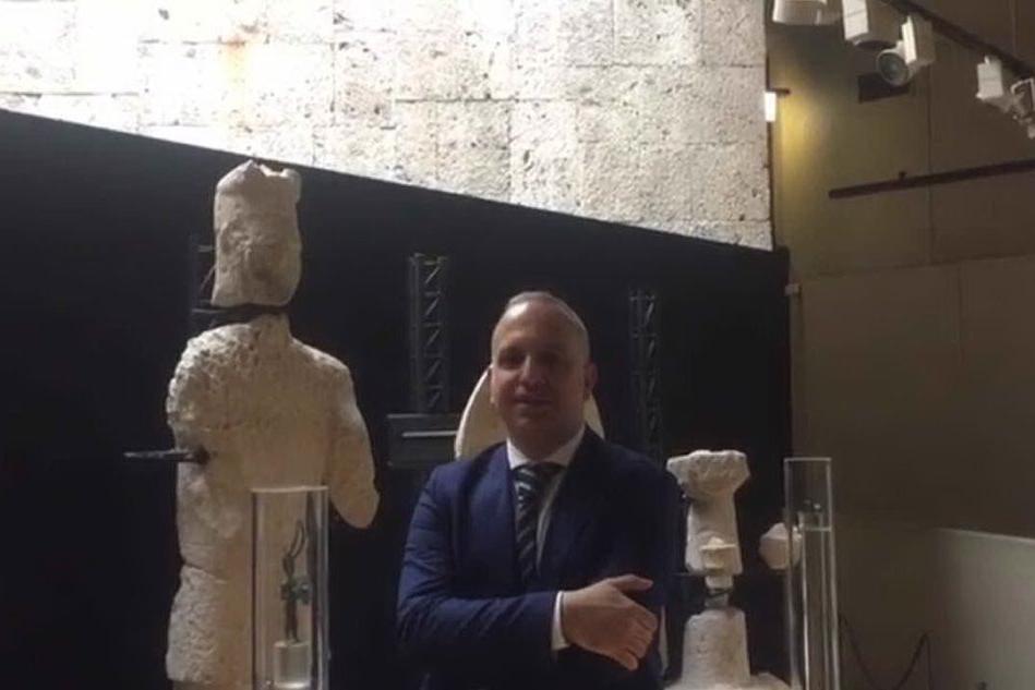 """Cagliari, Francesco Muscolino: """"Ecco il museo che verrà"""""""