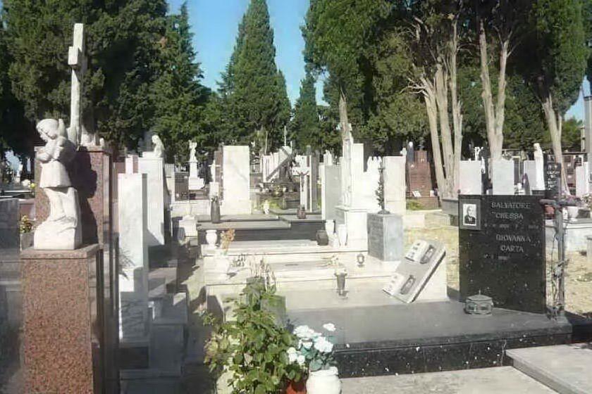 A Sinnai si chiede la riapertura domenicale dei cimiteri