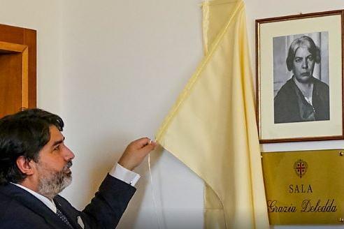 """A Villa Devoto una sala per Grazia Deledda. Solinas: """"Ha raccontato al mondo l'identità della Sardegna"""""""