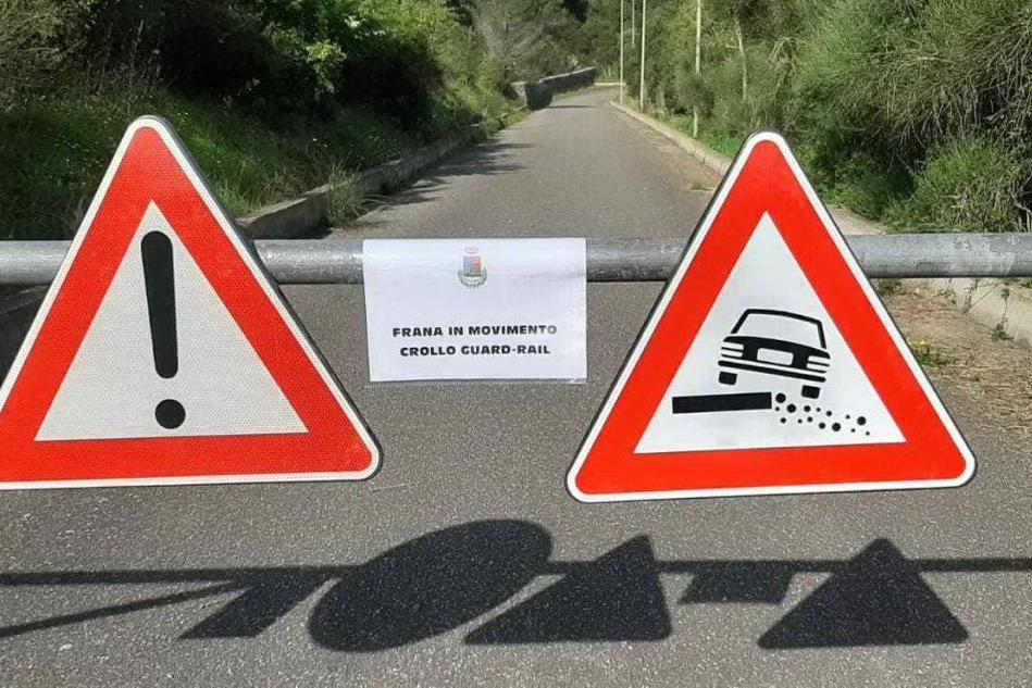 Siurgus Donigala, chiusa per motivi di sicurezza la strada di accesso al Lago Mulargia