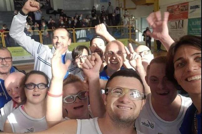 Basket, la nazionale italiana con sindrome di Down è campione d'Europa