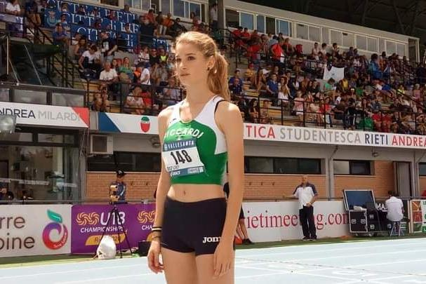 Francesca Mirarchi (foto dai social)