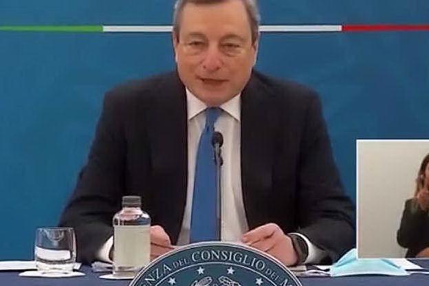 Draghi stringe sul Recovery: il Pnrr sarà inviato alla Ue il 30 aprile
