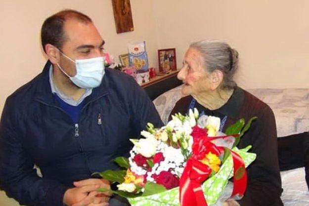 Serdiana, nonna Bona compie 101 anni