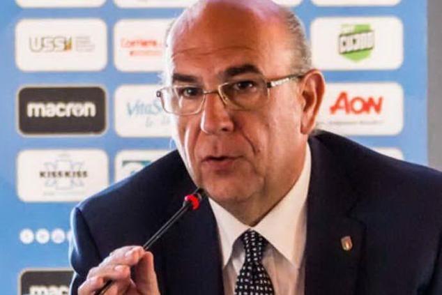 Gianni Cadoni (L'Unione Sarda - Andrea Serreli)