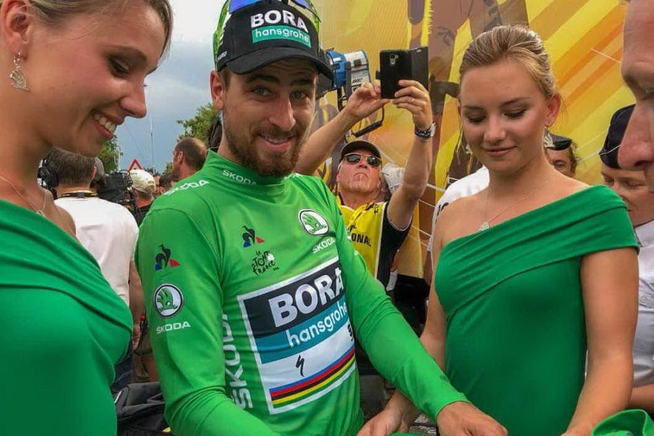 Tour de France, tris di Sagan a Valence. Nibali mastica ancora amaro