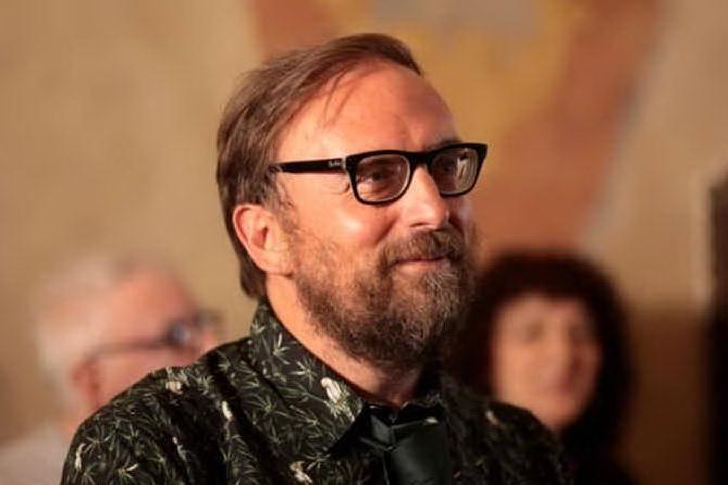 Luca Scarlini (foto concessa dal Teatro Lirico)