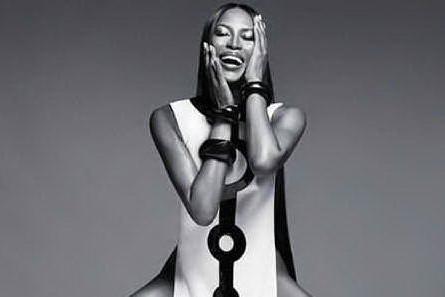 Naomi Campbell, gli scatti che entusiasmano i fan