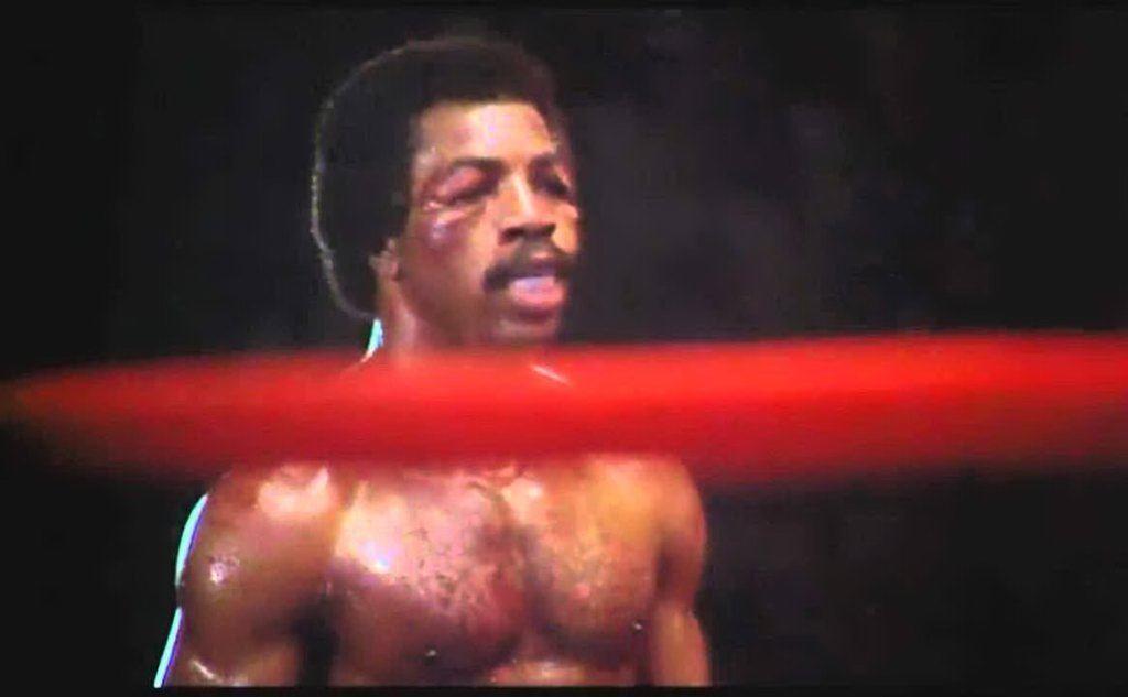 Apollo Creed, personaggio ispirato a Muhammad Ali
