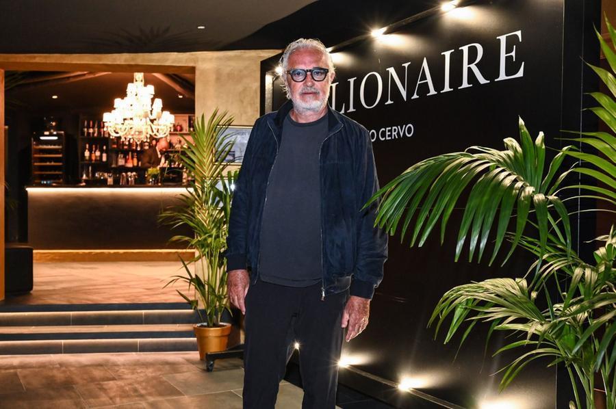 """Briatore e i trasporti in Sardegna: """"Voli aerei a 100 euro per tutti e tutto l'anno"""" - L'Unione Sarda.it"""