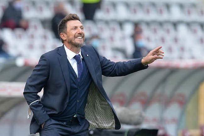 Mister Di Francesco (Ansa)