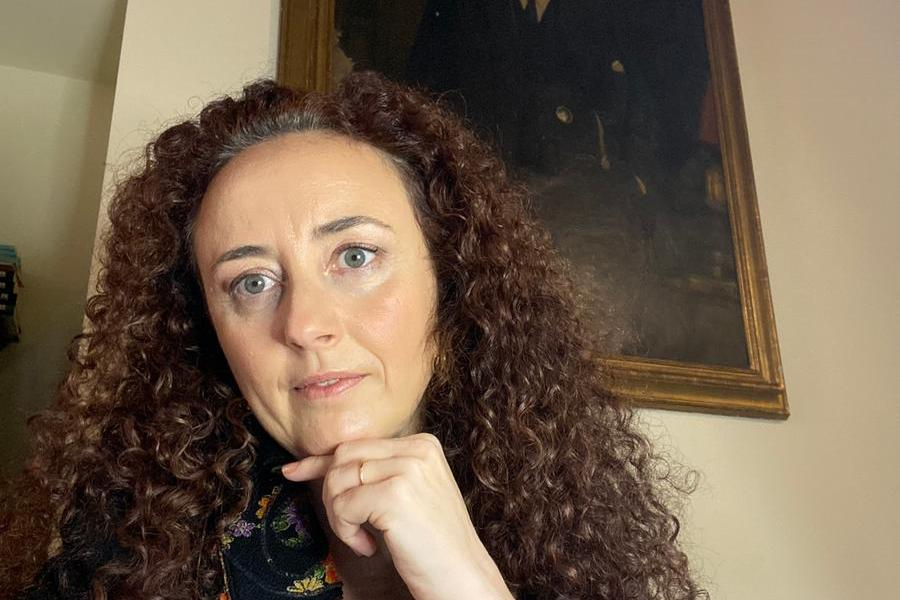 Simona Paravani-Mellinghoff (foto concessa)