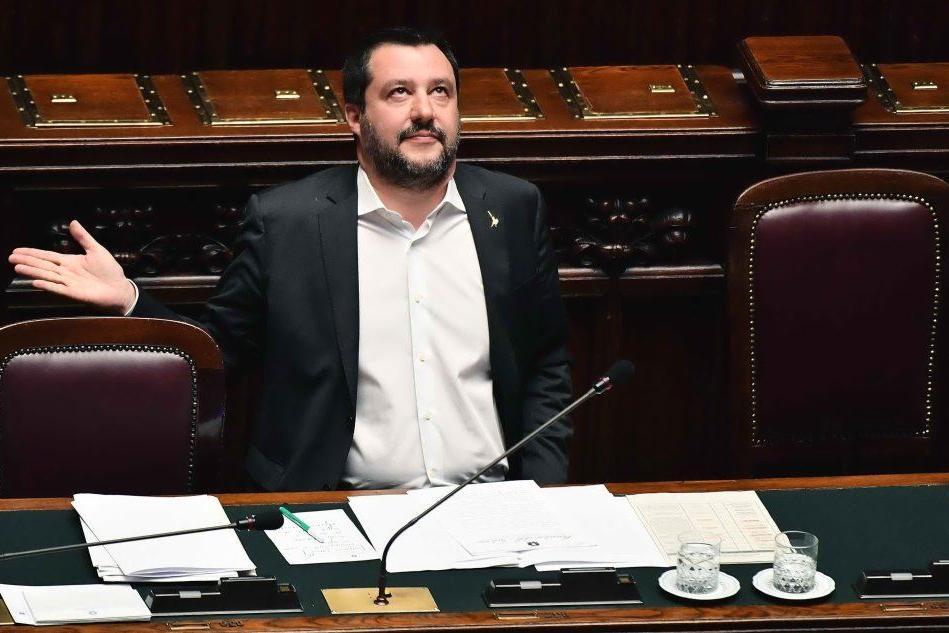 Nave Gregoretti, la procura di Catania chiede l'archiviazione per Salvini