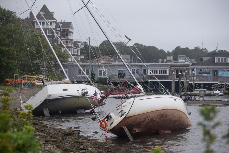 La furia di Henri su New York. Inondazioni in Tennessee:21 morti e 45 dispersi - L'Unione Sarda.it