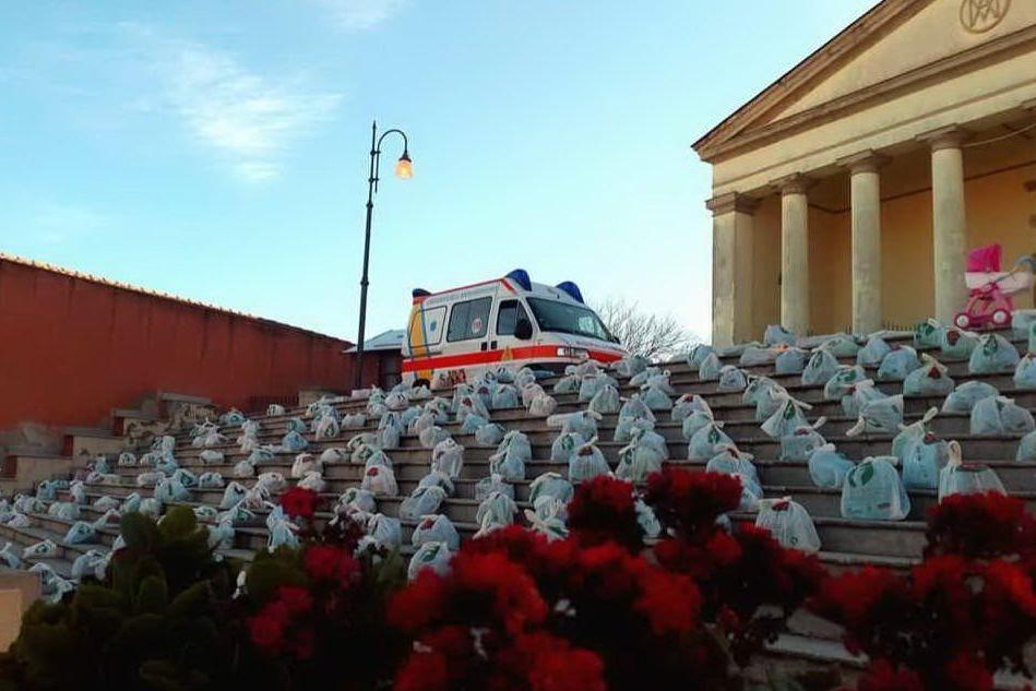Solidarietà a Guasila, tutto è pronto per il Miracolo di Natale