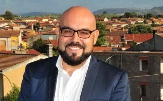 Il sindaco di Usini Antonio Brundu (foto concessa)