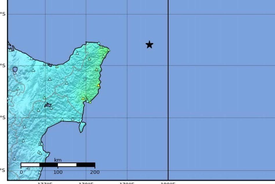 Nuova Zelanda, due terremoti in poche ore: allarme tsunami in tutto il Pacifico
