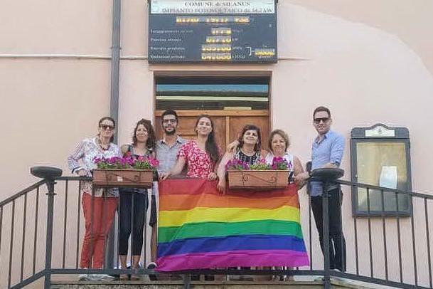 Silanus è il secondo Comune del Marghine a supportare il Gay Pride