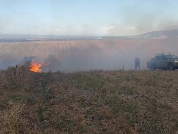 Incendi, ancora rischio alto per la Sardegna