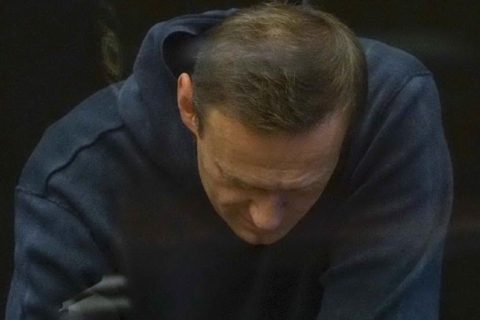Alexey Navalny (foto Ansa/Epa)