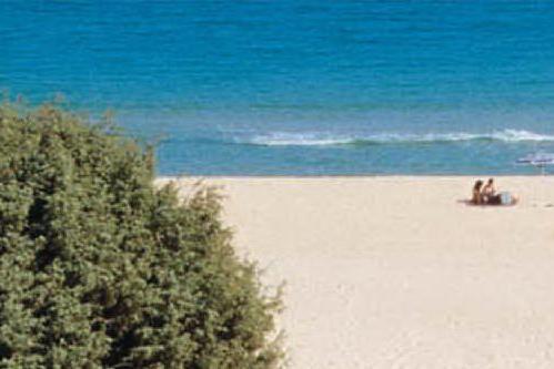 La spiaggia di Su Giudeu (Archivio L'Unione Sarda)