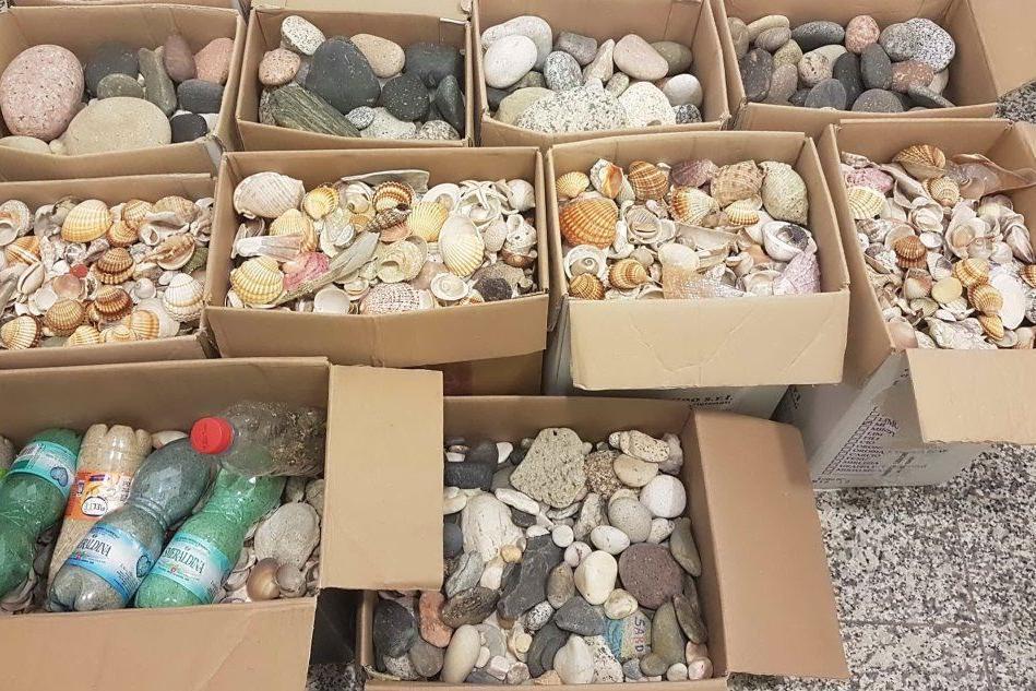 Furti di sabbia dalle spiagge sarde: presto una campagna pubblicitaria ad hoc