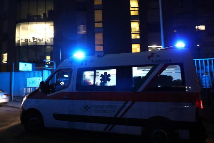 L'ospedale Valduce di Como, 10 novembre 2020. ANSA/MAYTTEO BAZZI