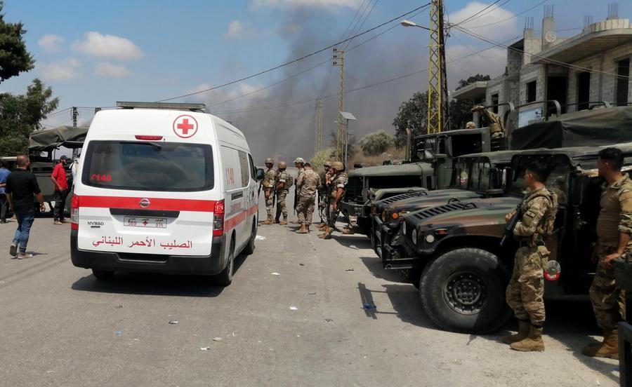 Salta in aria un'autocisterna, strage nel distretto diAkkar - L'Unione Sarda.it