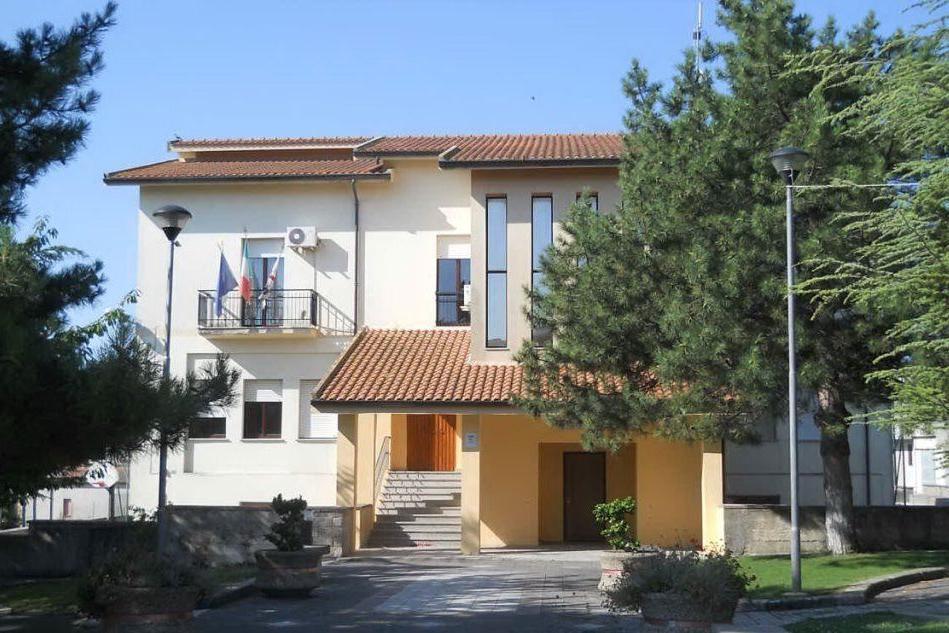 Il municipio di Bonnanaro (L'Unione Sarda - Caria)