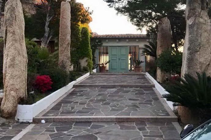 Sequestrata la villa di Anna Bettozzi a Porto Rotondo