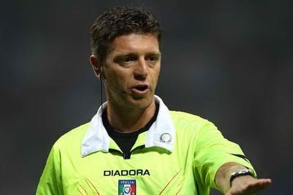 Sarà il fiorentino Gianluca Rocchi ad arbitrare Cagliari-Torino