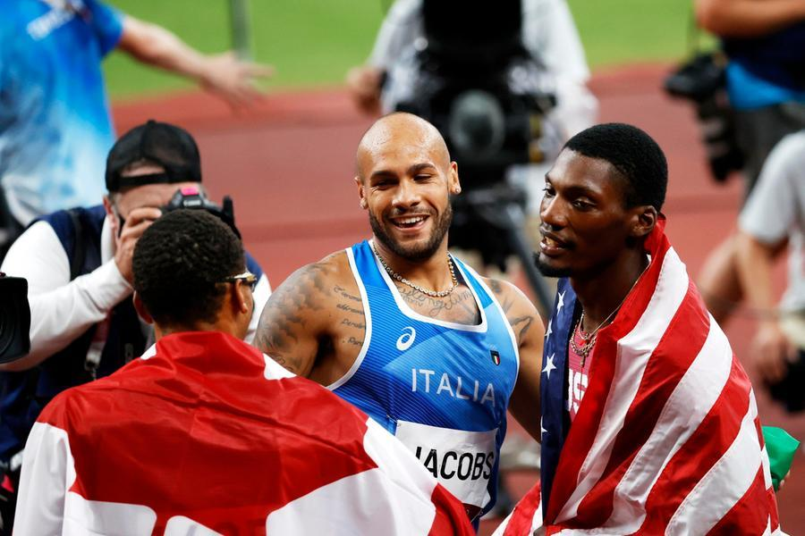 """Jacobs? Vittoria choc"": dai media inglesi e Usa le accuse (senza prove) di doping"
