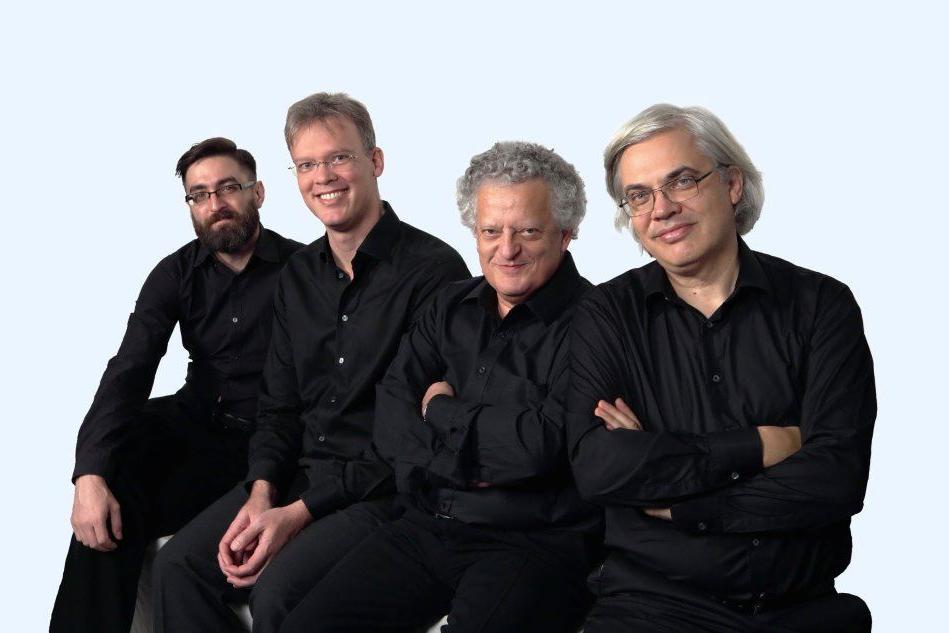 Quartetto Arditti (foto Astrid Karger)