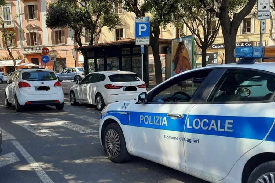 Cagliari, investito in via Amat: non è in pericolo di vita
