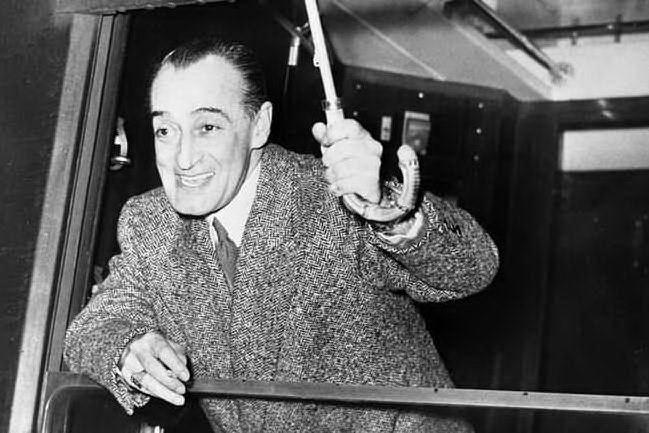 #AccaddeOggi: 15 aprile 1967, muore Totò