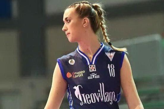 Volley, l'Hermaea Olbia completa il reparto dei centrali: confermata Aurora Poli