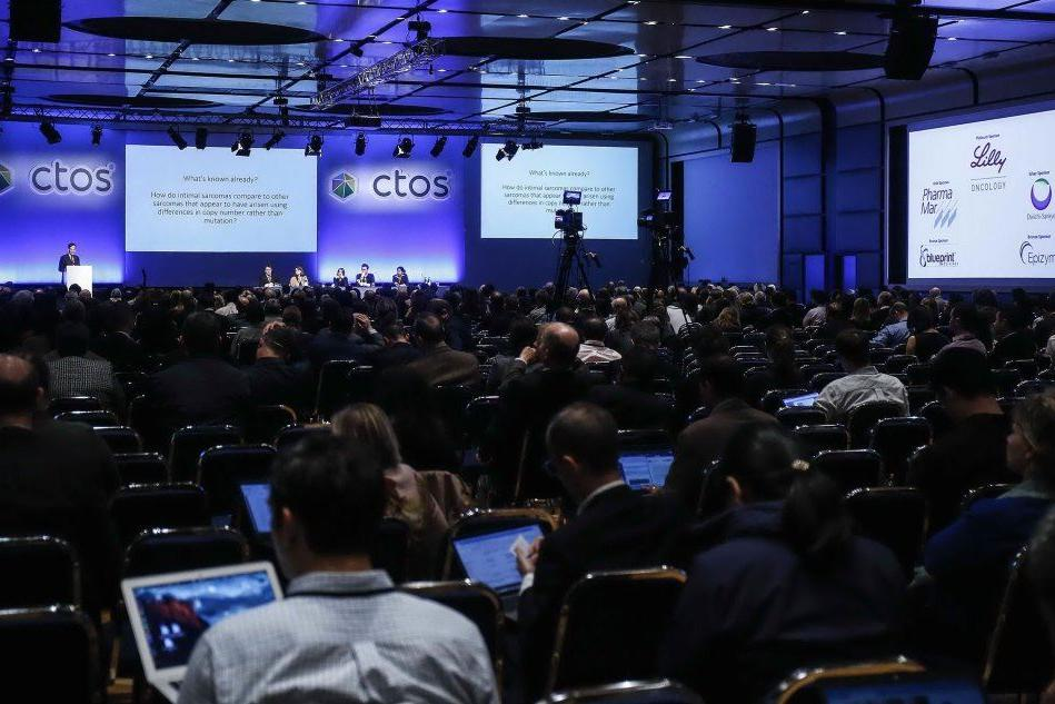 A Roma si tiene il meeting CTOS, quattro giorni per parlare della ricerca sui tumori