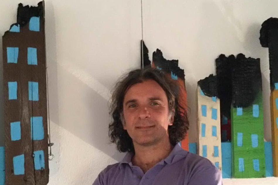 Receneration di Davide Volponi alla Macca di Cagliari