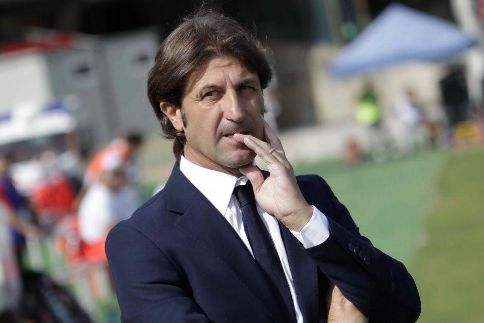Cagliari, Sau e Pisacane ancora ai boxin vista della partita con l'Udinese